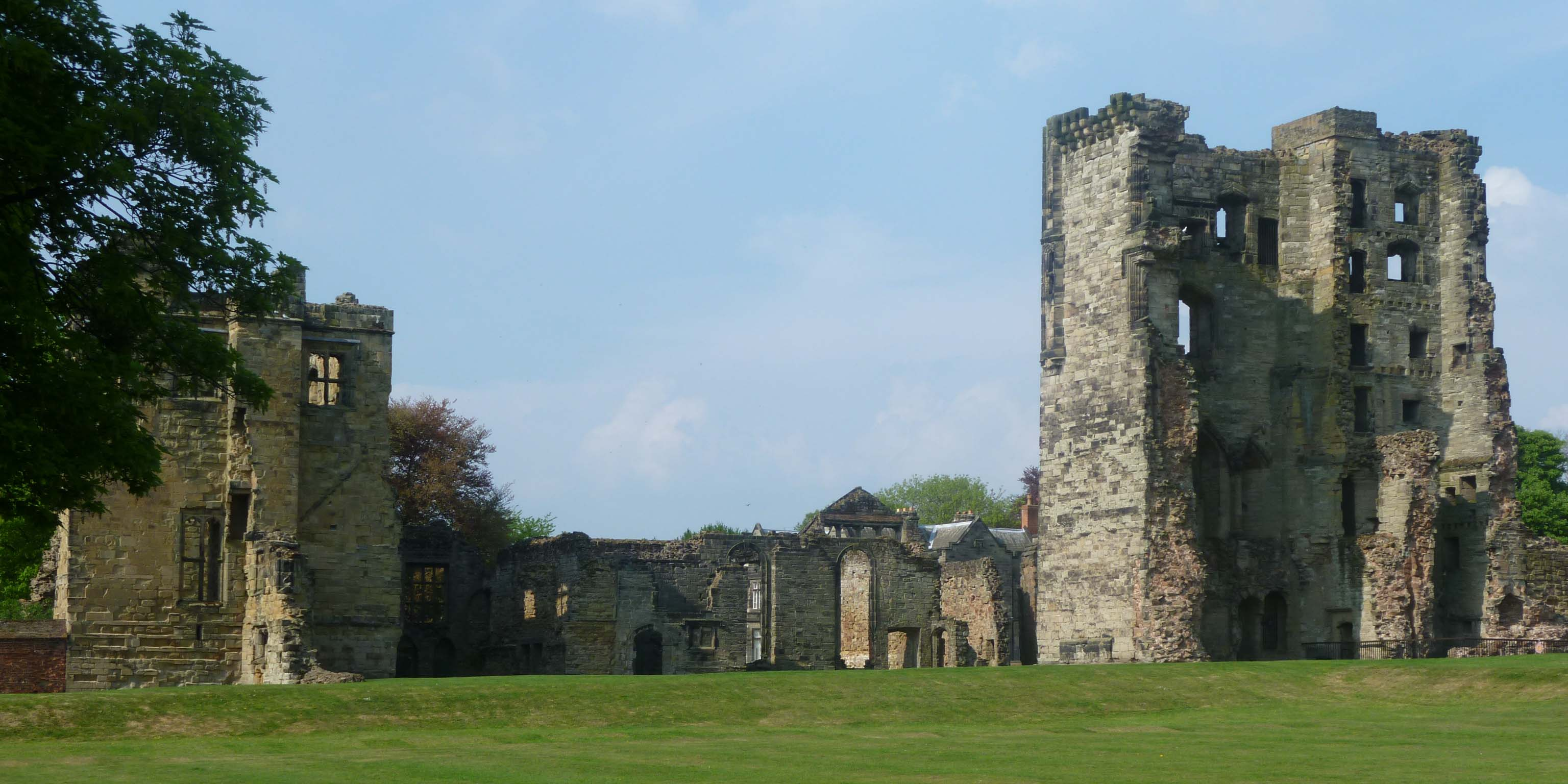 Explore Leicestershire's History