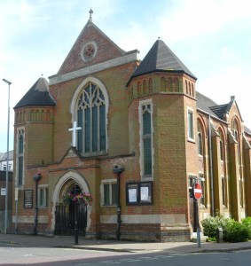 Primitive Methodist Chapel, Coalville